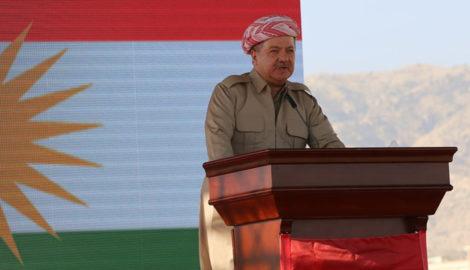 Präsident Barzani: Politik der irakischen Regierung führt zu 150.000 vertriebenen Menschen und wirtschaftlicher Instabilität