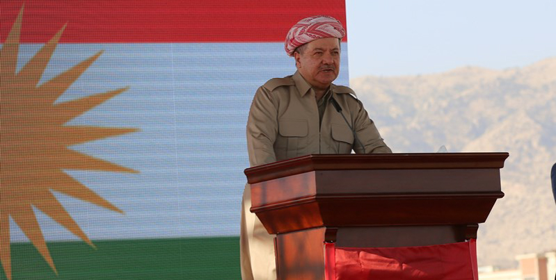 President Barzani: Policies of Iraqi government led to displacement of over 150,000 people and economic instability