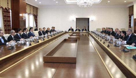 KRG begrüßt die Aufforderung des irakischen Premierministers zum Dialog