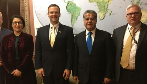 US Government officials reiterate commitment to Kurdistan Region