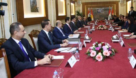 KRG and Kurdistan Parliament discuss financial situation in Kurdistan Region