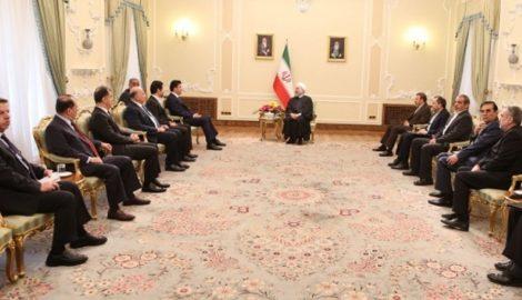KRG Politiker treffen hochrangige iranische Beamte in Teheran