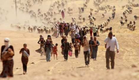 The 4th Anniversary of the Sinjar Massacre by ISIS