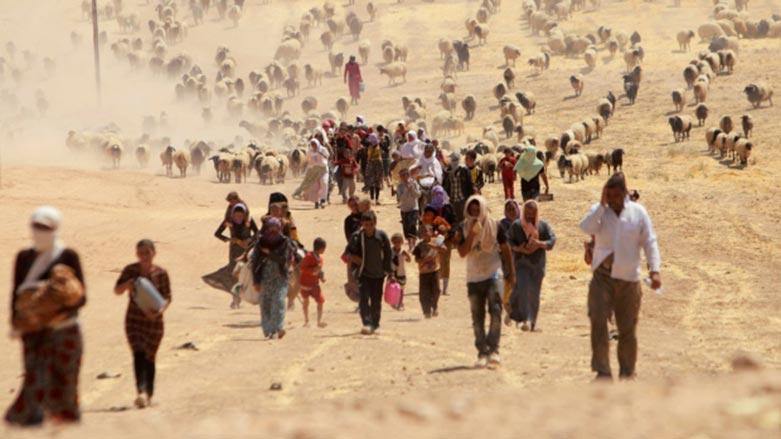 Der 4. Jahrestag des Sinjar Massakers durch den IS