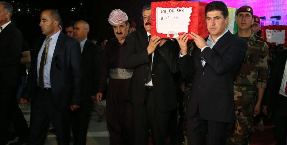 PM Nechirvan Barzani: Die irakische Regierung muss die Familien der Anfal Opfer entschädigen