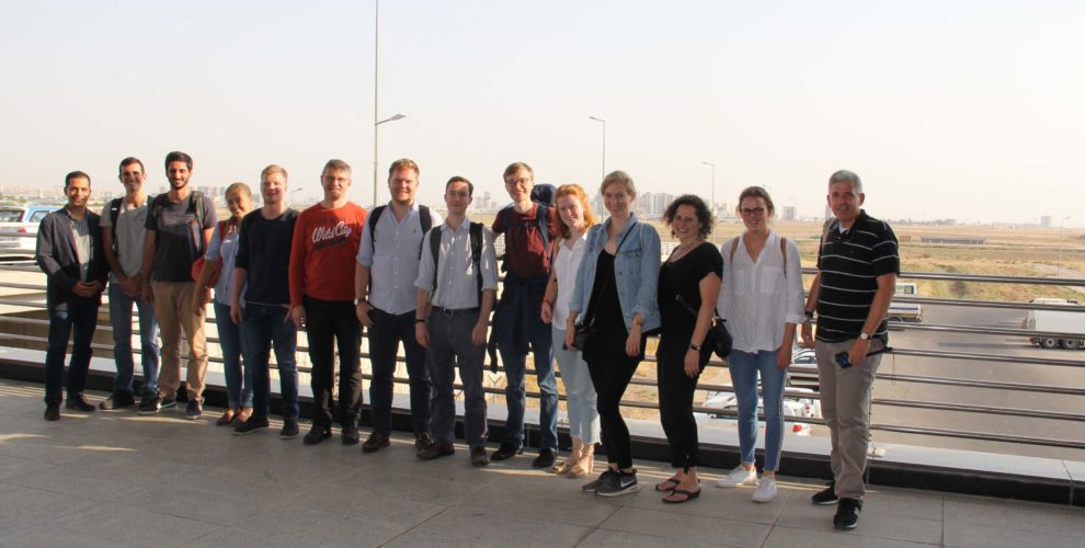 Diplomatic Academy Young Alumni Study Trip to the Kurdistan Region