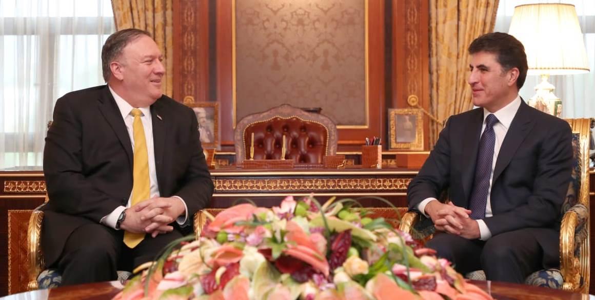 US Secretary of State visits the Kurdistan Region of Iraq