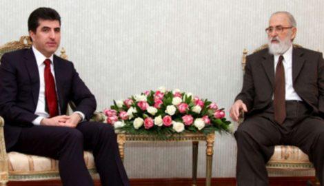 World Leader of Yezidi,  Mīr Tahsin, has died