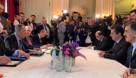 Kanzler des Sicherheitsrates Kurdistans nimmt an Münchner Sicherheitskonferenz teil