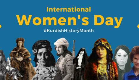 9 Women every Kurd needs to know