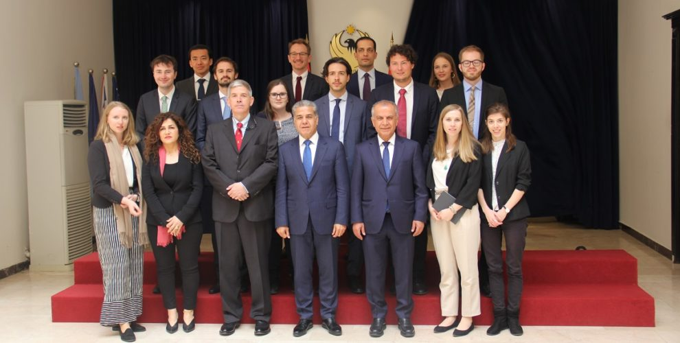 5th Diplomatic Academy Study Trip to the Kurdistan Region of Iraq