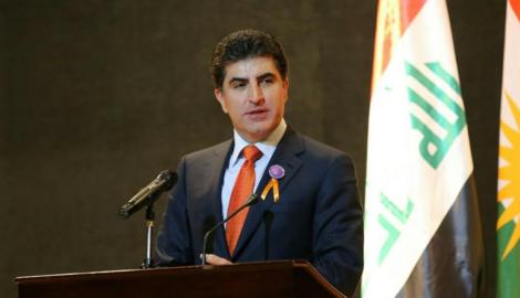 Nechirvan Barzani ist der neue Präsident der Region Kurdistan