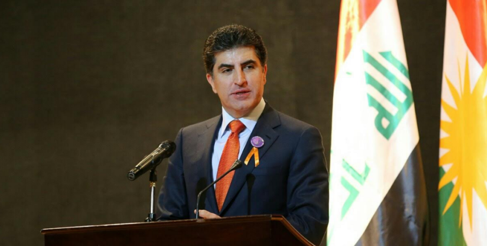 Nechirvan Barzani is the new President of the Kurdistan Region