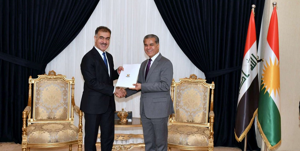 Safeen Dizayee appointed Head of KRG Department of Foreign Relations