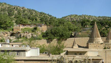 Prince of Yezidi elected