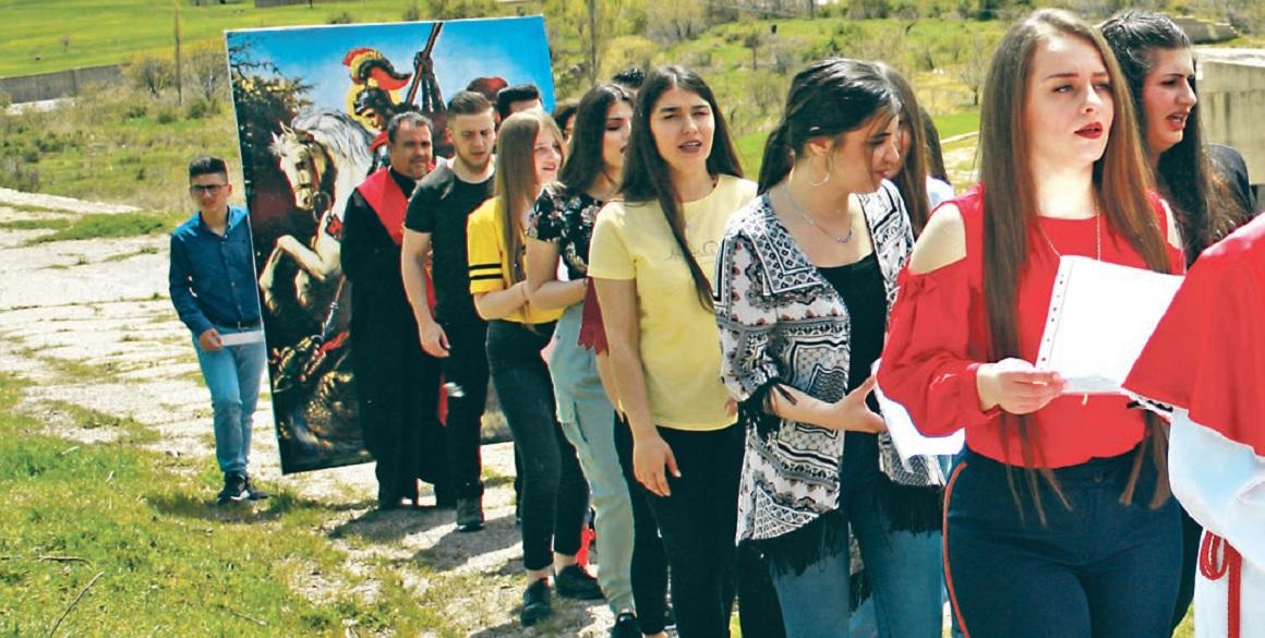 Solidaritätsreise in die Region Kurdistan