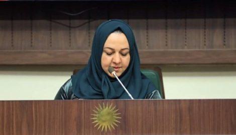 Dr. Rewas Faiq elected Parliament Speaker