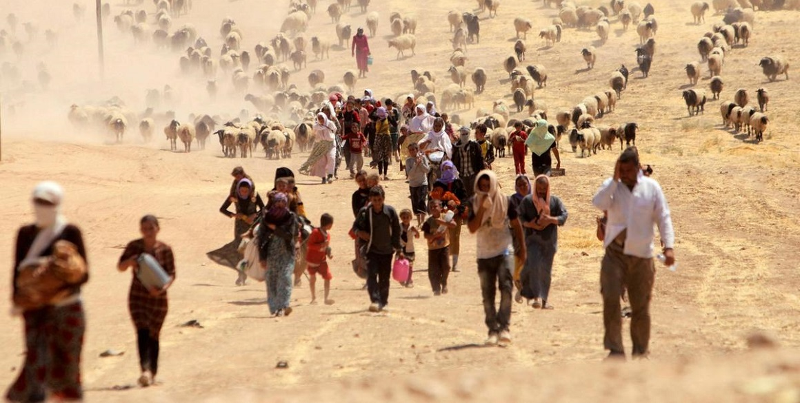 The 5th Anniversary of the Sinjar Massacre