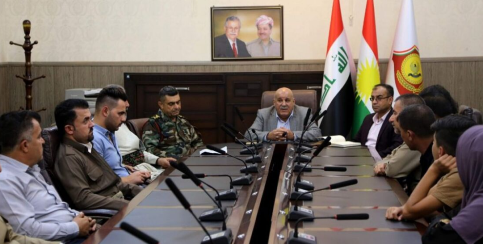 Search efforts for missing Peshmergas increased