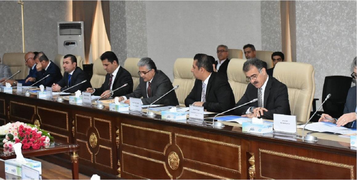 UN-KRG High-level Meeting on Refugee Emergency
