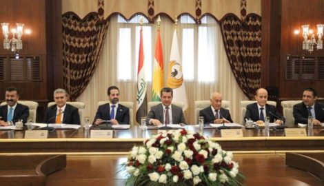 Official KRG statements about the situation in Syria