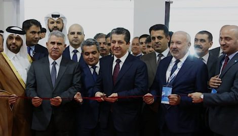 13. Edition der Erbil International Trade Fair