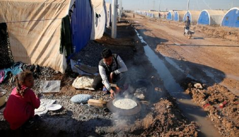 Winterization Needs for Displaced People