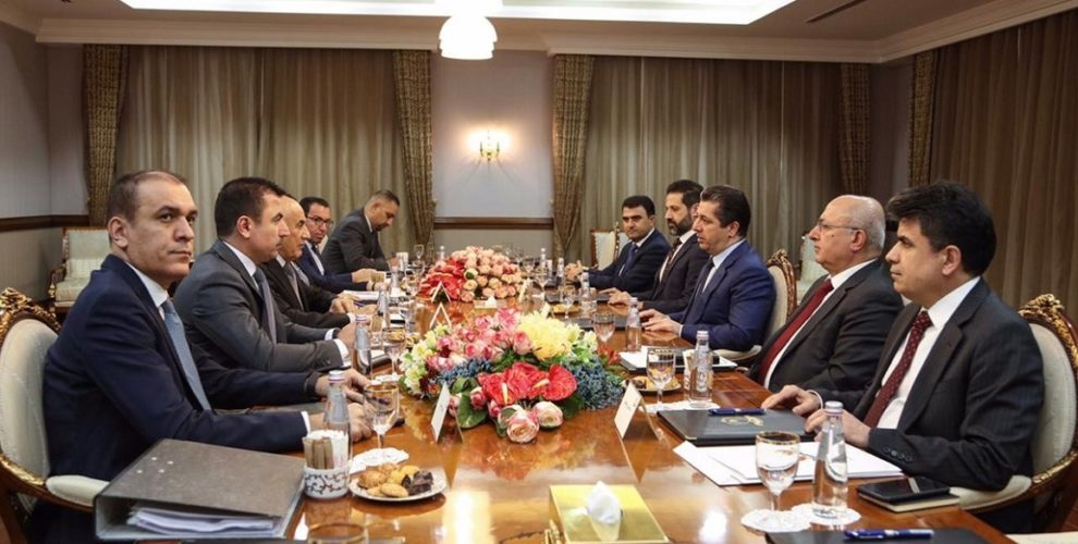 KRG Reform Drafting Commitee Meeting