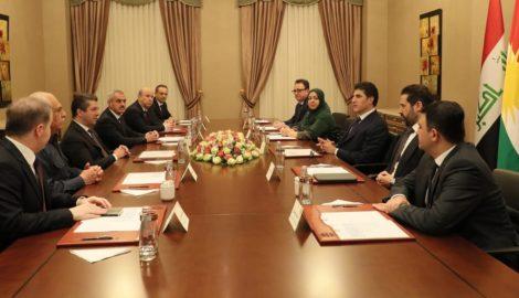 Statement from Kurdistan Region's three governing bodies