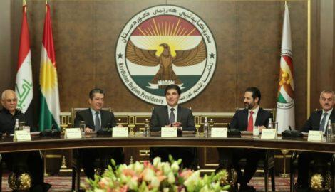 President Barzani chairs KRG Cabinet meeting