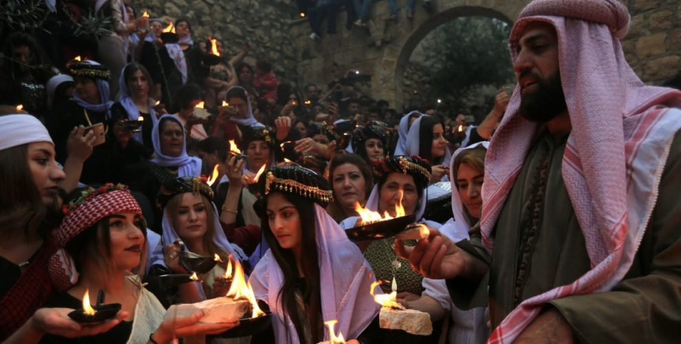 Prime Minister's message on the Yezidi New Year