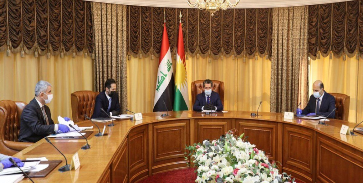 PM Barzani trifft Kurdistan Investment Board