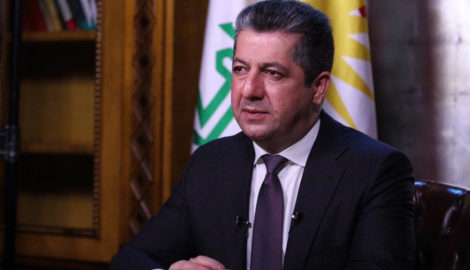 Prime Minister Masrour Barzani calls for strict adherence to health measures