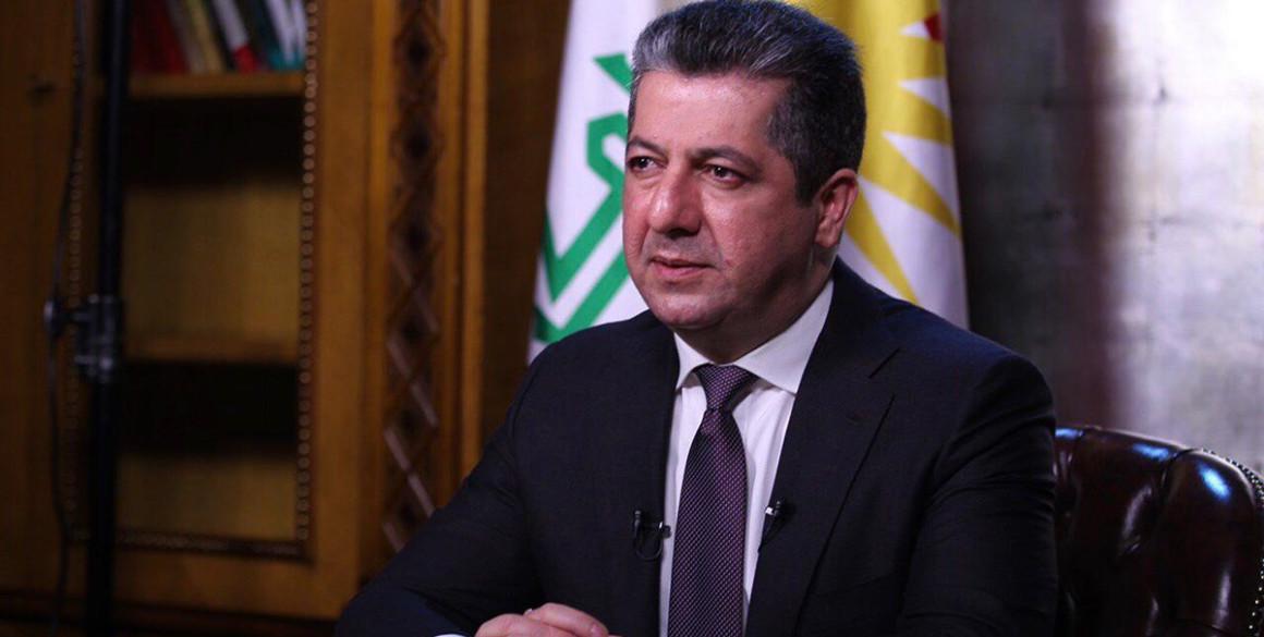 Premierminister Masrour Barzani fordert die Einhaltung von Gesundheitsmaßnahmen