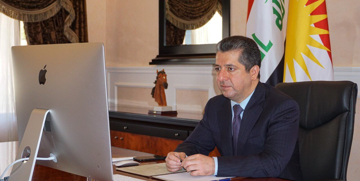 Prime Minister Masrour Barzani chairs meeting on developing the private sector