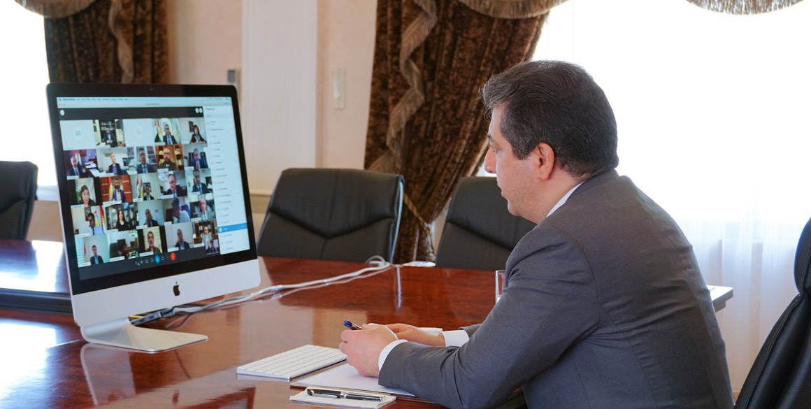 KRG Cabinet reviews implementation of reform law