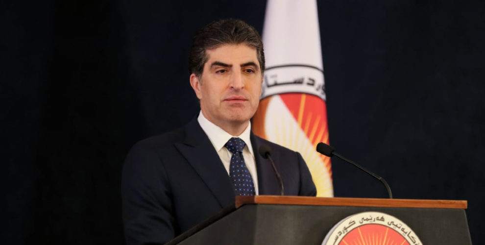 President Nechirvan Barzani's statement on 30th anniversary of the UNSCR 688