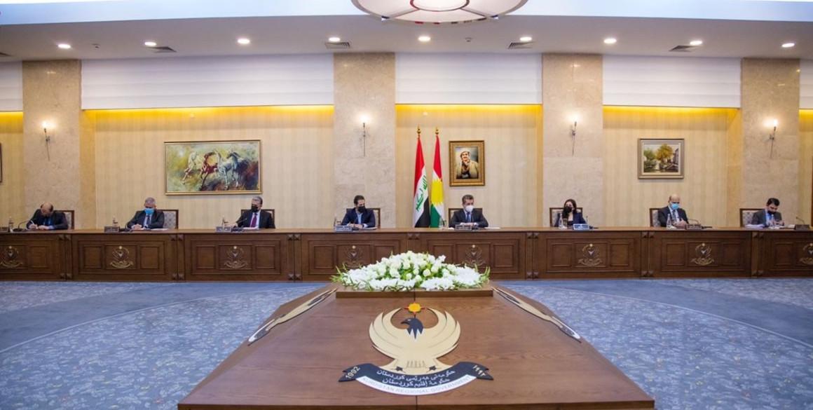 Premierminister Masrour Barzani beruft den Obersten Wirtschaftsrat ein