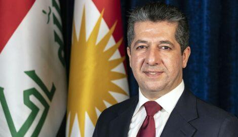 PM Masrour Barzani kündigt Lieferung der ersten Menge des COVID-19-Impfstoffs an