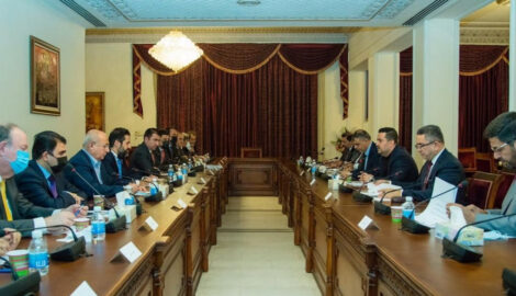 KRG High-level Committee meets with federal authorities