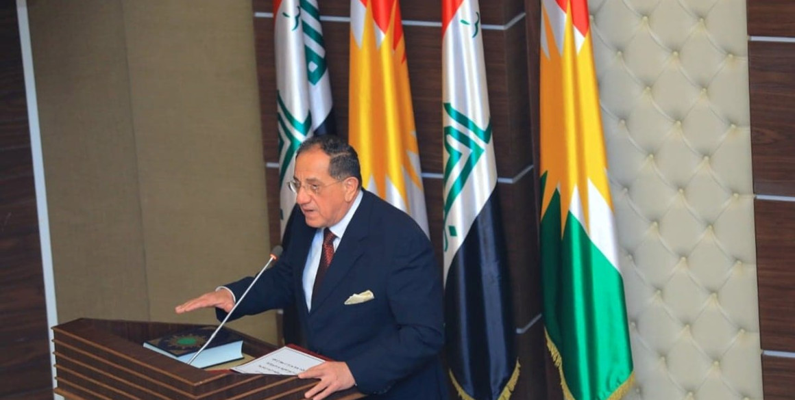 New KRG Minister of Natural Resources