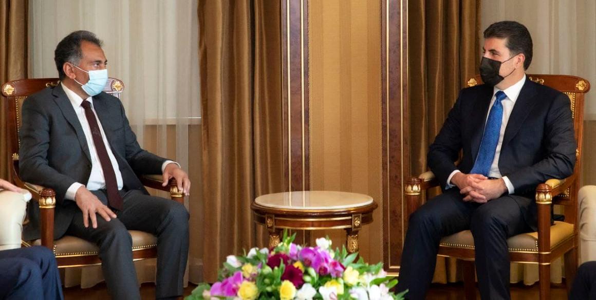 Die Vorbereitungen für das Treffen von Papst Franziskus mit Präsident Nechirvan Barzani sind abgeschlossen