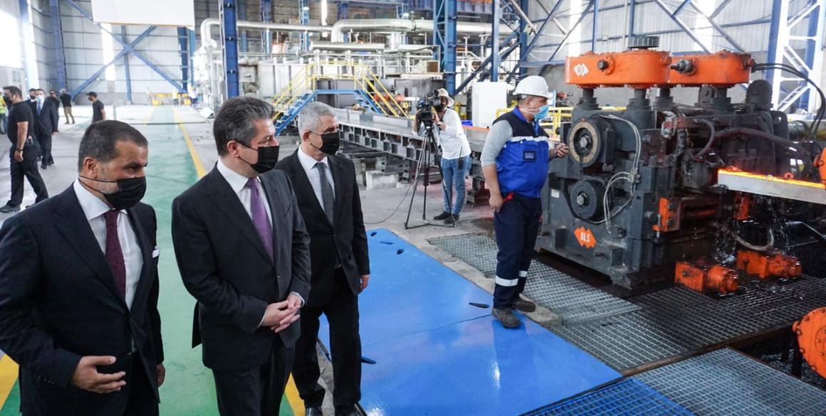 Neues Stahlfabrikprojekt wird mehr als 1.000 Arbeitsplätzen schaffen