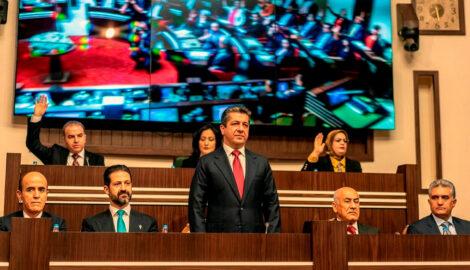 Zwei Jahre des 9. KRG-Kabinetts