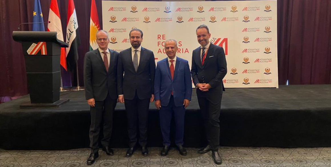 Austrian Economic Mission to the Kurdistan Region