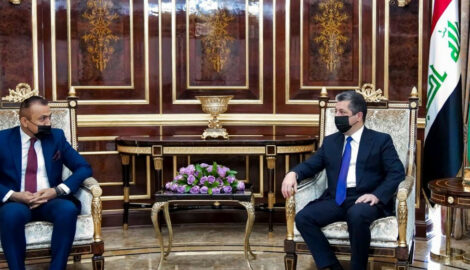 PM Masrour Barzani meets Head of the Integrity Commission